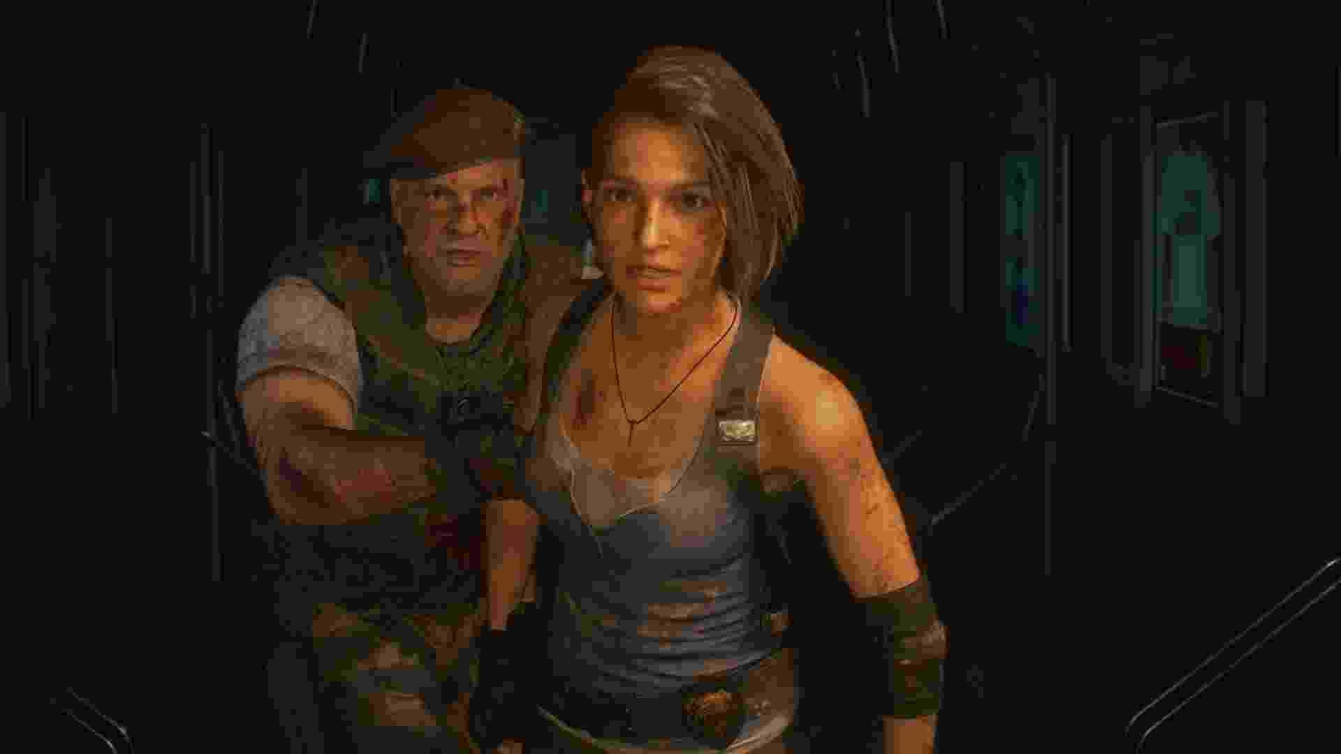 Resident Evil 3 - Remake - Divulgação