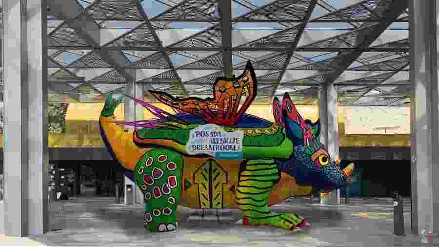 Foto da Posada Alebrije Dreamroom, instalada na Cidade do México pela Booking.com - Divulgação