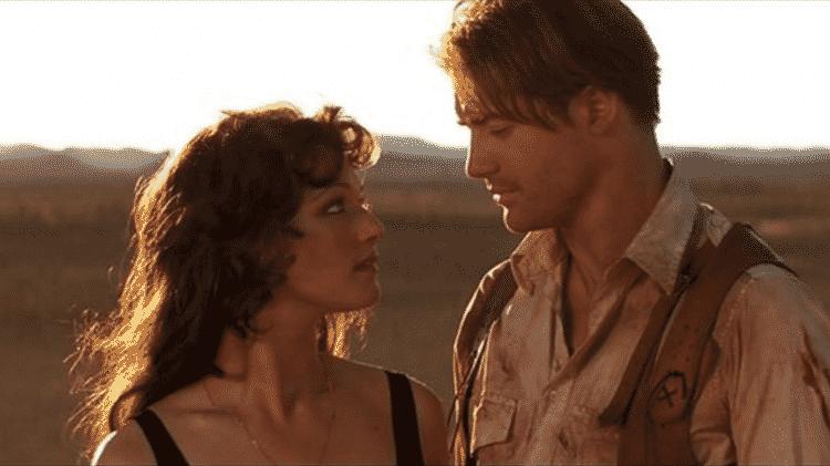 Cena do filme A Múmia (1999) - Reprodução
