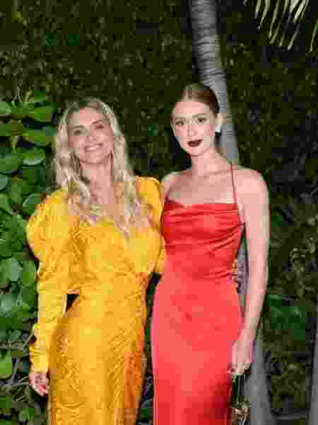 Carolina Dieckmann e Marina Ruy Barbosa em Miami - Divulgação