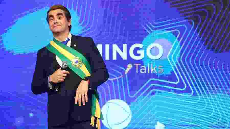Humorista Carioca se apresenta em evento na sede da RecordTV, nesta quarta (04) - Manuela Scarpa / Brazil News