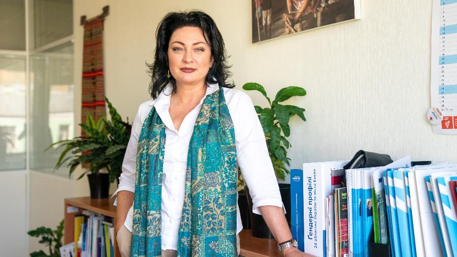 Anastasia Divinskaya, representante da ONU Mulheres no Brasil - Divulgação