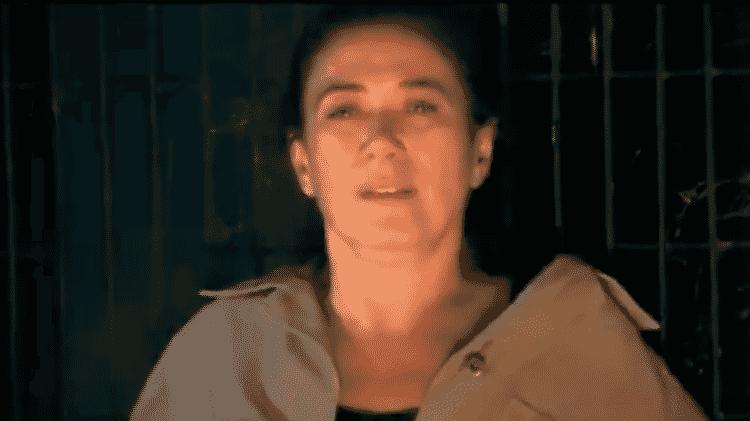 Griselda é sequestrada no final de Fina Estampa - Reprodução/Globo