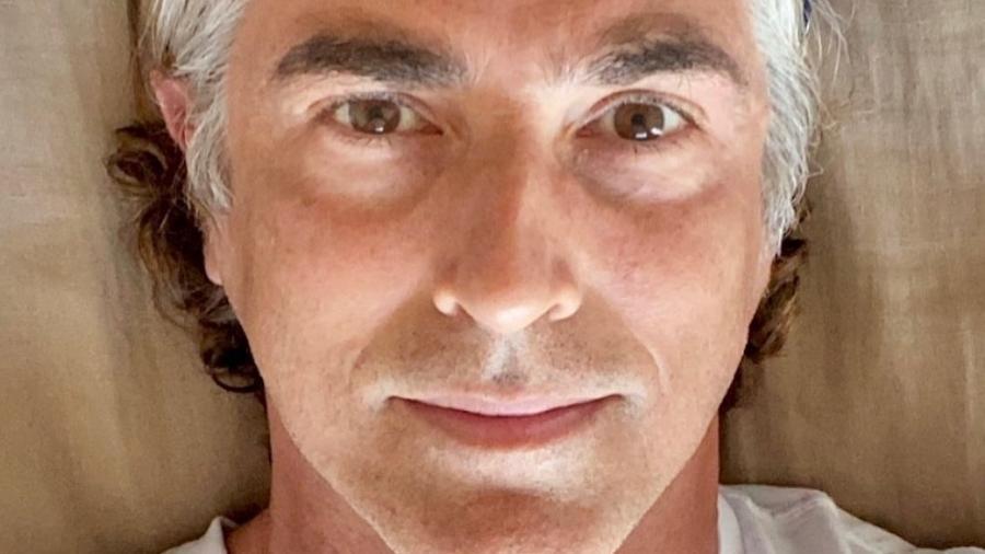 """Reynaldo Gianecchini volta ao ar em """"Laços de Família"""", reprisada pela Globo; ator tamém é visto nos  - Reprodução/Instagram"""