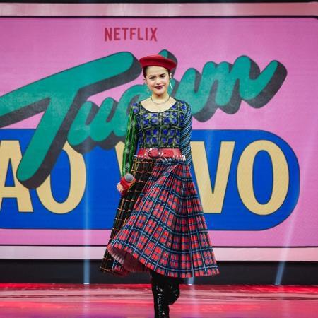 Maisa no Tudum Festival da Netflix - Divulgação / Netflix - Divulgação / Netflix