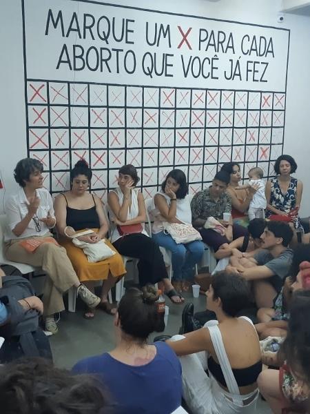 Encontro do Milhas Pelas Vidas da Mulheres: iniciativa ajuda a acessar o aborto legal, dentro e fora do Brasil - Arquivo pessoal