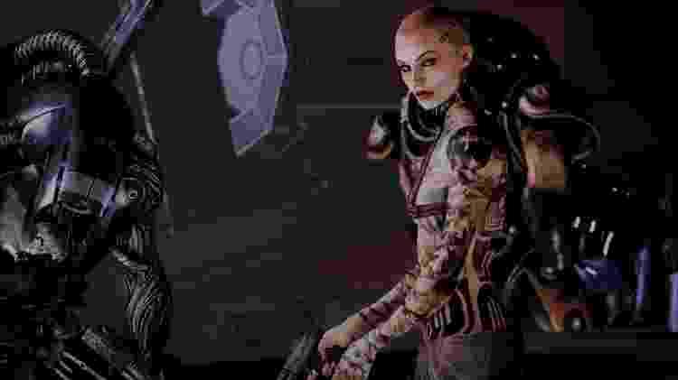 Mass Effect Jack - Divulgação/Electronic Arts - Divulgação/Electronic Arts