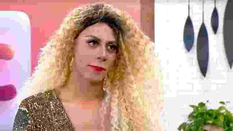 Sasha - Reprodução/TV Globo - Reprodução/TV Globo