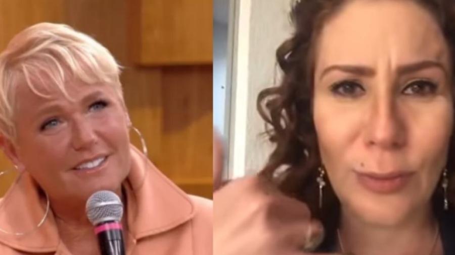 Xuxa entrou com indenização por dano moral após Carla Zambelli (PSL-SP) criticar livro infantil - Reprodução