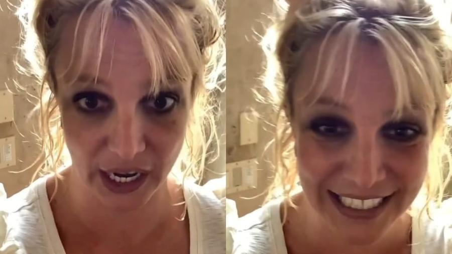 Britney Spears ganha seu primeiro iPad aos 39 anos - Reprodução/Instagram