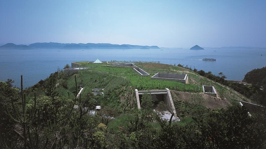 Chichu Art Museum, em Naoshima - Divulgação