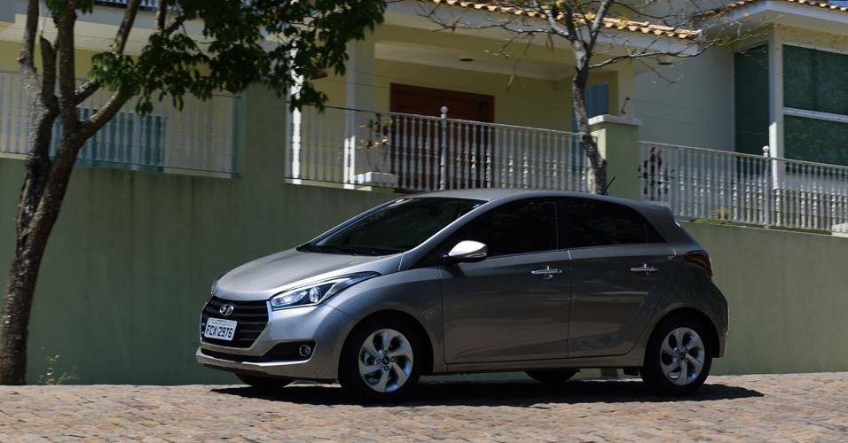 Hyundai HB20 Premium 1.6 A/T