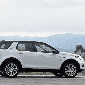 Land Rover Discovery Sport - Murilo Góes/UOL