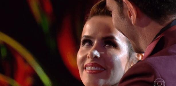 """Valesca Popozuda e Leona Cavalli vão para repescagem na """"Dança dos Famosos"""" - Reprodução/TV Globo"""