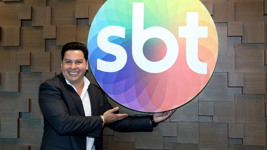 SBT anuncia a contratação do apresentador Marcão do Povo - Lourival Ribeiro/SBT