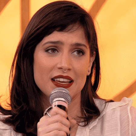 Mel Lisboa - Reprodução/TV Globo
