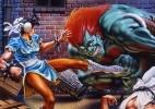 """Tiozões no ringue: saiba a idade dos lutadores de """"Street Fighter II"""" - Divulgação"""