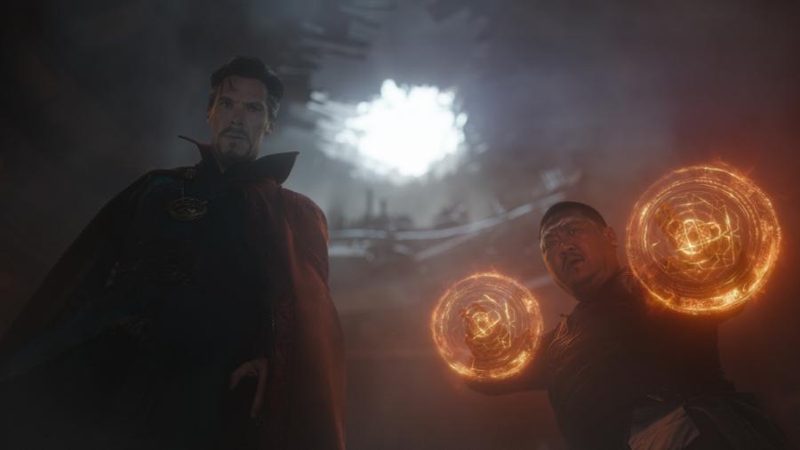 """""""Vingadores: Guerra Infinita"""" (2018) - Divulgação"""
