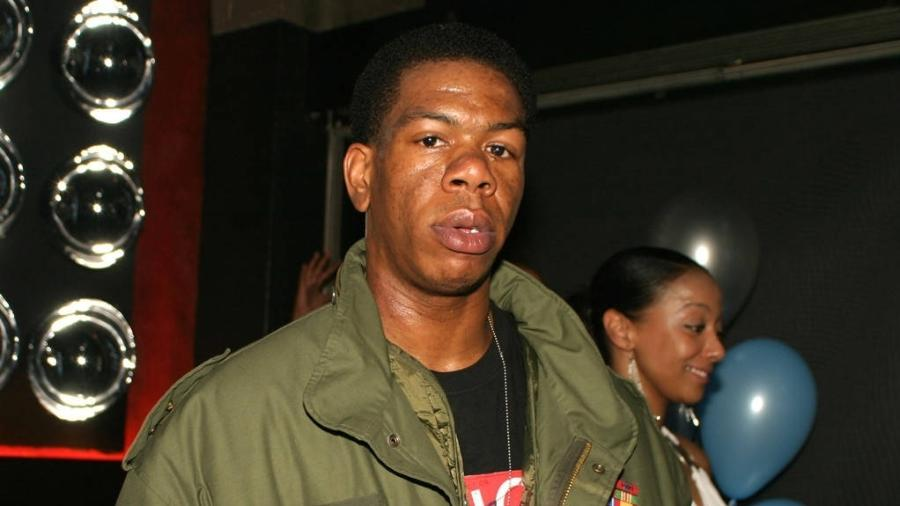 O rapper Craig Mack, que morreu aos 47 anos - Getty Images