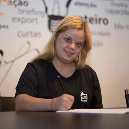 Tathiana Piancastelli - Arquivo pessoal
