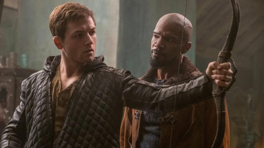 """Cena de novo """"Robin Hood"""" - Divulgação"""