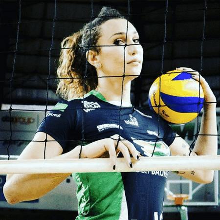 Tifanny Abreu, primeira jogadora trans da Superliga de vôlei - Reprodução/Instagram