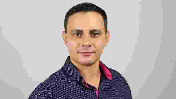 Robson Salvador (PSOL/SP) está se candidatando pela primeira vez e pretende colocar pautas LGBTI+ em discussão - Divulgação - Divulgação