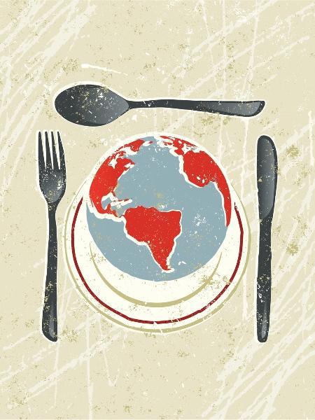 Existem diversos hábitos ao redor do mundo que você pode copiar para comer mais saudável - iStock