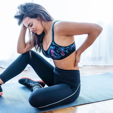 faa3c17186f7f Dor lombar: 5 exercícios para fortalecer a região e evitar desconfortos