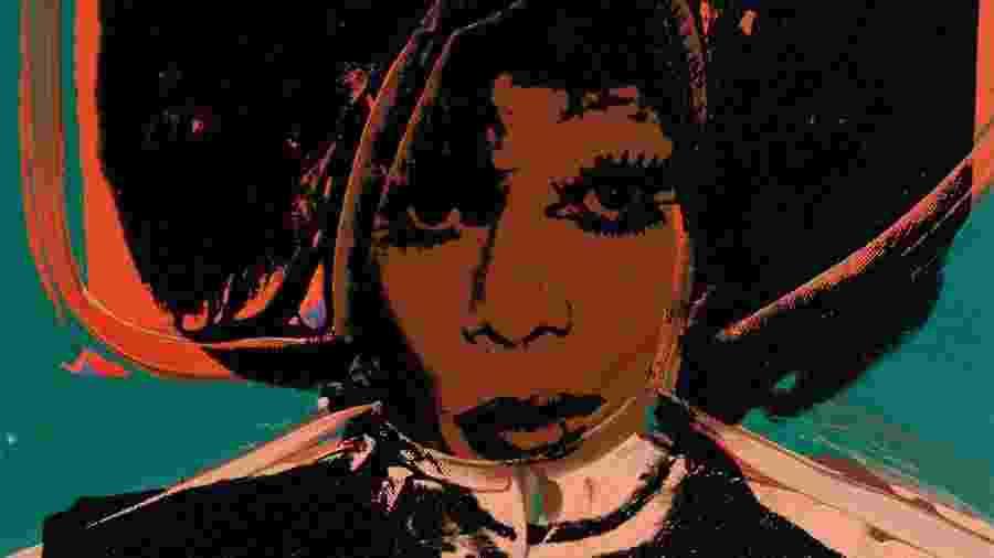 Uma coleção de retratos feitos pelo pintor Andy Warhol será exibida em Londres - Reprodução/CNN
