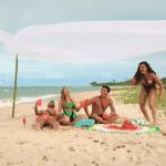 Participantes se divertem no De Férias com o Ex Brasil: Celebs - Divulgação/MTV Brasil