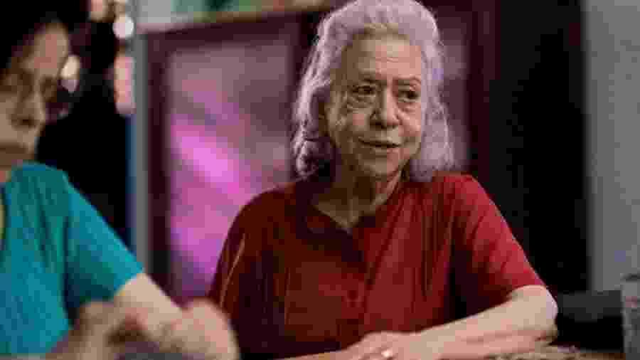 Fernanda Montenegro no filme A Vida Invisível, dirigido por Karim Aïnouz - Bruno Machado/Divulgação