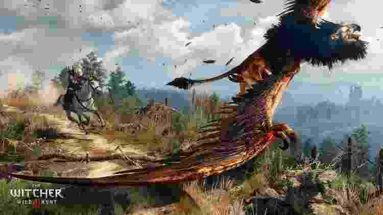 The Witcher 3 Review 2 - Divulgação - Divulgação