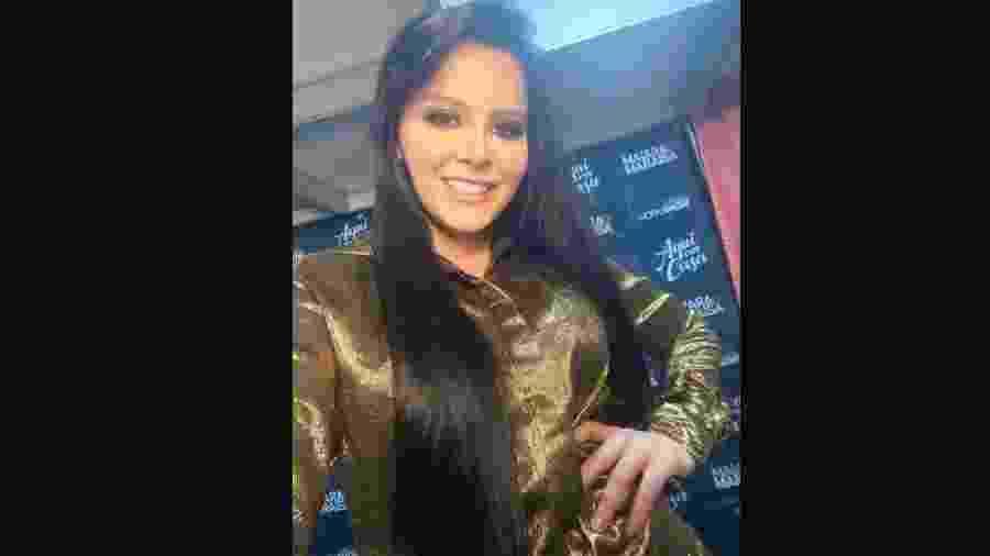 Maraisa posta selfie antes de show  - Reprodução