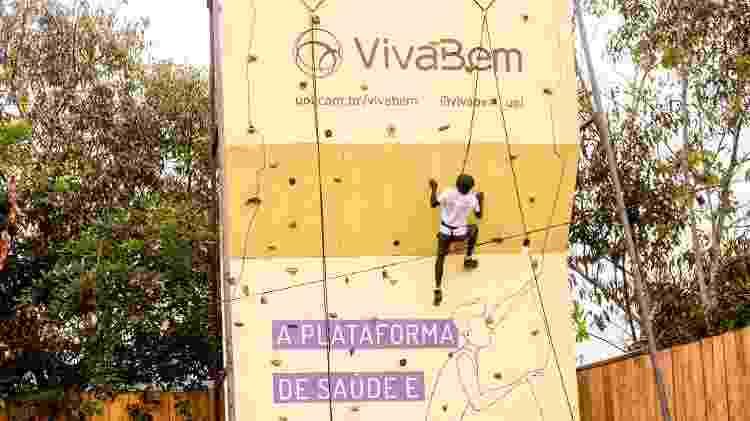Escalada - Edson Lopes Jr./ VivaBem - Edson Lopes Jr./ VivaBem