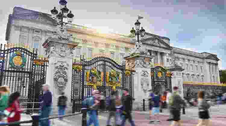 Palácio de Buckingham, na Inglaterra - Unsplash - Unsplash