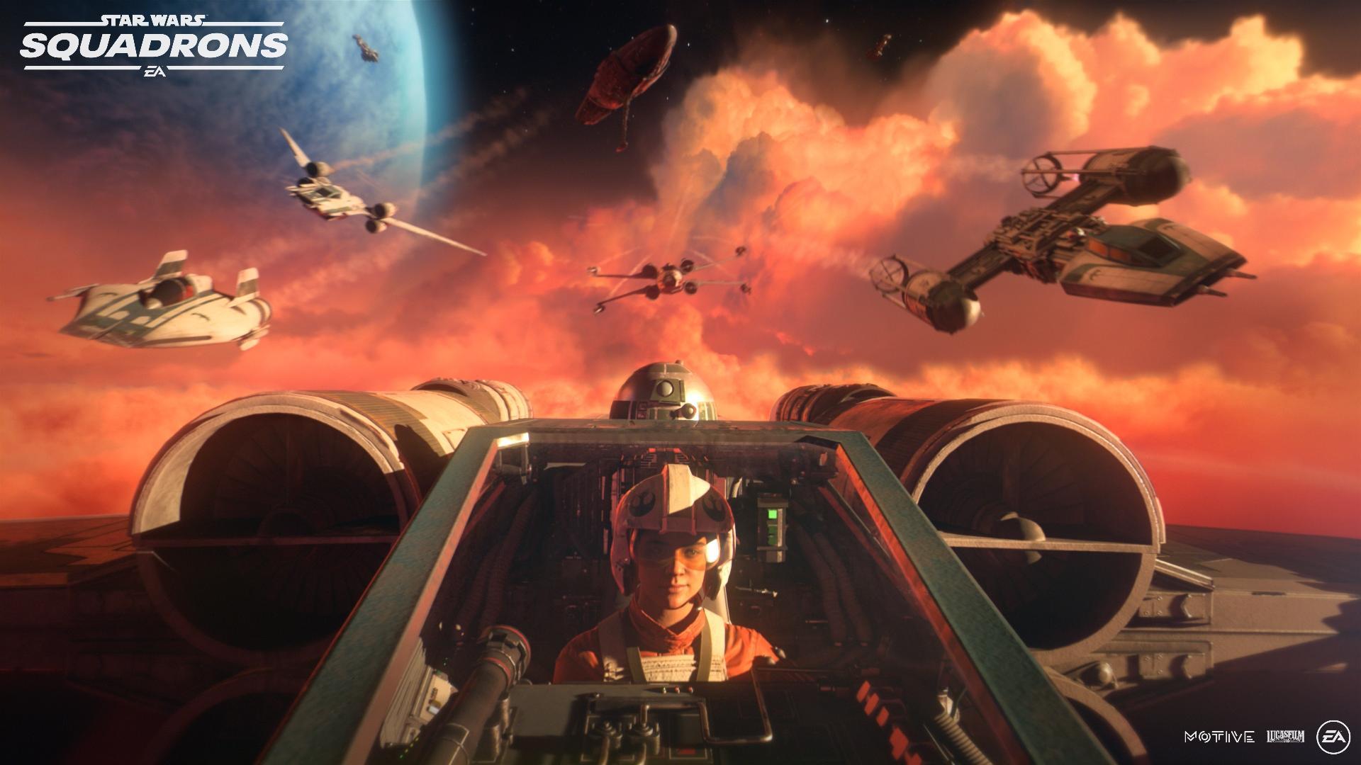 Star Wars: Squadrons é novo jogo de combate espacial que chega em ...