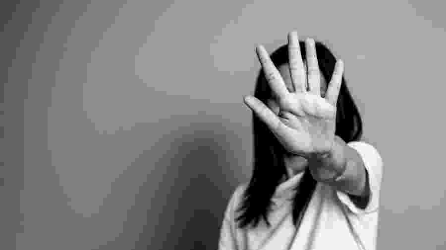 Estupro é um dos crimes que mais faz vítimas no país. A estimativa é que uma mulher seja violentada a cada oito minutos - Getty Images/iStockphoto