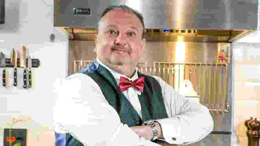 Chef Erick Jacquin - Divulgação