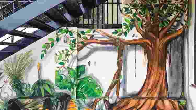 Mural em Soledade - Arquivo pessoal - Arquivo pessoal