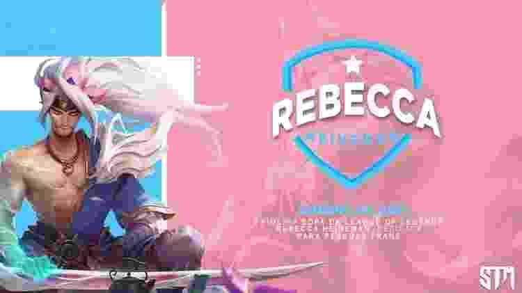 Rebecca - Divulgação - Divulgação