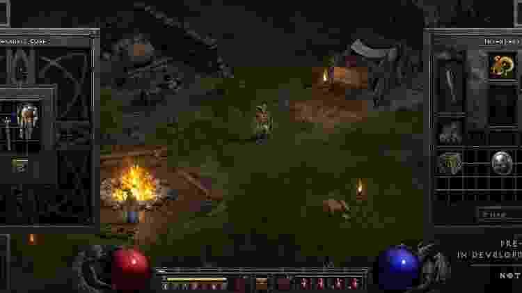 Diablo II Ressurected - Divulgação/Blizzard - Divulgação/Blizzard
