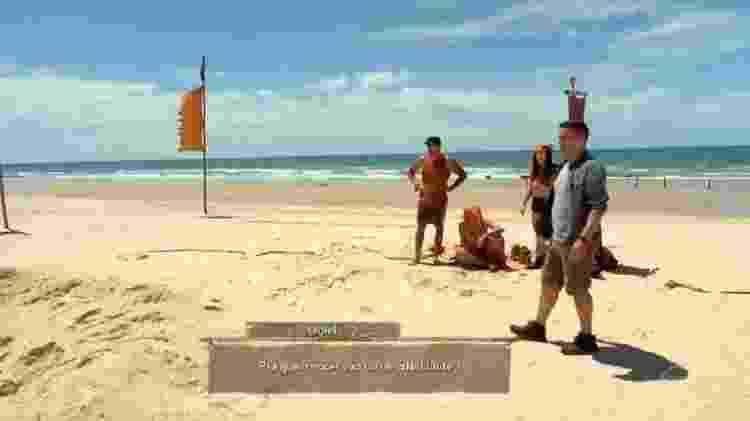 No Limite: Globo mostra comentado inexistente de ex-fazenda - Reprodução/Globoplay - Reprodução/Globoplay