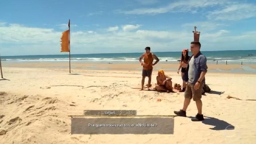 No Limite: Globo mostra comentado inexistente de ex-fazenda - Reprodução/Globoplay