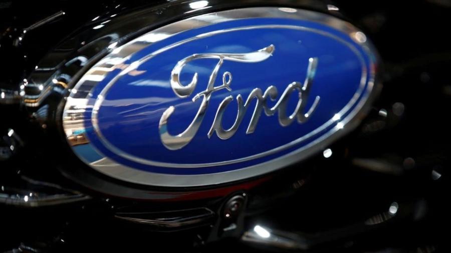 Logo da Ford - REUTERS/Wolfgang Rattay