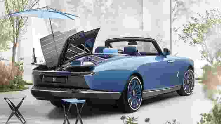 Rolls-Royce Boat Tail - Divulgação - Divulgação