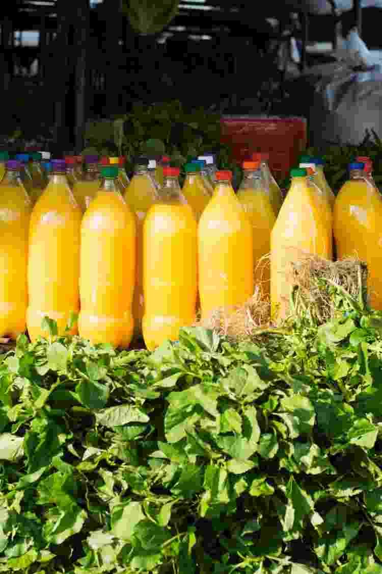 Tucupi: líquido amarelo extraído da mandioca brava é ouro amazônico - Wagner Okasaki/Getty Images/iStockphoto - Wagner Okasaki/Getty Images/iStockphoto