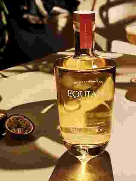 Rum britânico Equiano - Reprodução/Instagram - Reprodução/Instagram