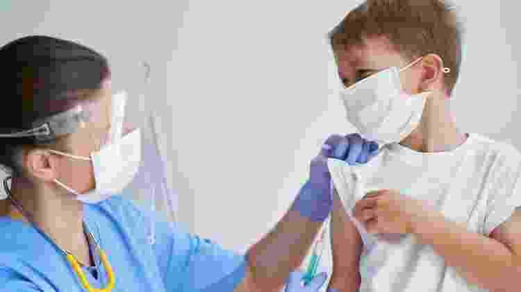 vacinação infantil - iStock - iStock
