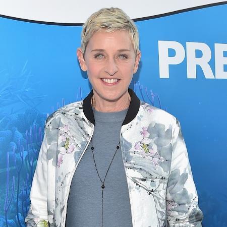 Ellen Degeneres - Getty Images